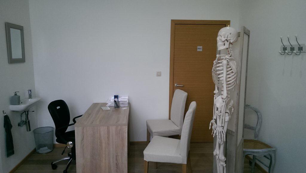 Ostéopathe-Ramillies-Perwez-Jodoigne-Eghezée-Hannut-bureau